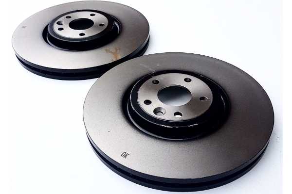 Genuine Jaguar 350mm Front Brake Disks For XE And XF